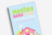 Moving Home / by The Organised Housewife