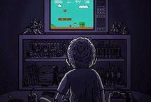 Gamer / by Meg