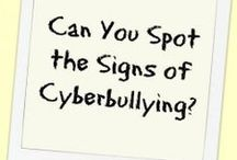 Cyberbullying Resources / Resources for students to help against cyberbullying.