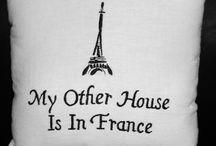 France Depuis 1967. / Le Monde Francophone. / by Michael Hinsley