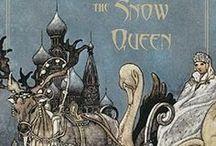 Snow Queen Illistration / by Kristine