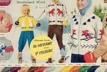 Mary Maxim Sweaters