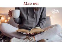 I'm a bookworm 