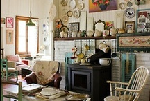 Interior Dwellings / collecting...eclectic...naturally / by il librettista