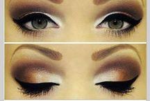 Makeup, Hair & Nails  / by Ashley Byrd