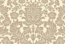 Damasks / Our classic and timeless Damask patterns are hand-printed in a palette that ranges from quiet neutrals to polished and luminous to eye-catching bold, creating a collection that suits even the most eclectic taste.