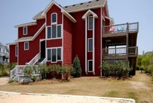 OBX Vacation Homes / Planning an Outer Banks vacation? Why not bring the extended family and rent a spacious vacation home on the beach? There are many to choose from in Currituck County. You can check out links to beautiful homes here. / by Currituck OBX