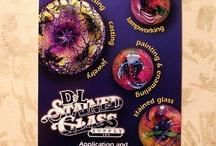 DichroicGlassman Cabochons / Dichroic glass cabochons made on a regular basis.  Quantity/wholesale.  Lesson plans available, contact me.  Dichroglassman@yahoo.com / by Dichroic GlassMan