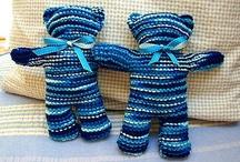 Knitting for NICU/Preemie/Baby / by Glenna Muse