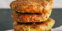 MAIN MEALS | VEGAN / Vegan recipes, or recipes that can easily be adapted to be vegan friendly!