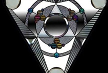 Stained Glass ... Dichroic / by Dichroic GlassMan