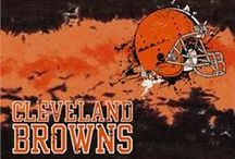Cleveland Browns / by Kathy Vanderhoff