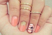 Nails. / by Hannah Webb
