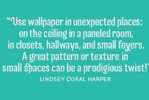 Wallpaper Advice