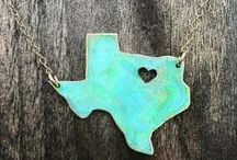 Deep in the heart of Texas  / by Mandy Widom