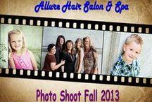Allure's Photo Shoots
