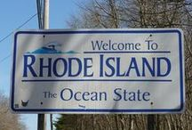 Rhode Island / Rhode Island may be small, but it has miles of pristine coastline. / by Carol D