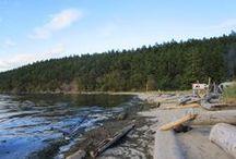Cascadia camping / Camping in Washington, Oregon, and British Columbia