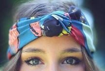 headbands. / by Caitlin Clausing