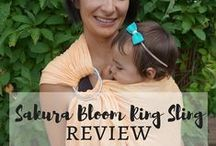 Babywearing : Reviews. Awards. Tips.
