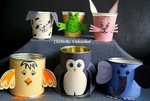 Projects for the kiddos / by Cindy Machuca
