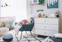 Inspiring Kids' Spaces / Products, inspiration and interiors ideas for beautiful kids' spaces.