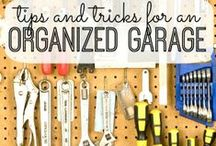 Organizing / Organize your closets, drawers, storage units, basements and more with these organizing ideas, inspiration, and resources. / by Chrissy {The Taylor House}