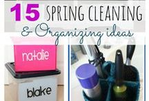 Cleaning / Clean your home with these new ideas, cleaning schedules, tricks and more. Use these pins to get the mess under control!