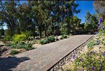 Driveway Pavers in San Diego & Orange County, Ca / Installation of Driveway Pavers in San Diego, Ca and Orange County, Ca.