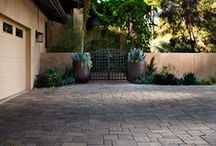 Entryway Pavers in San Diego & Orange County, Ca / Installation of Entryway Pavers in San Diego & Orange County, Ca