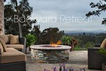 Outdoor Fire Pits in San Diego & Orange County, Ca / Installation of Outdoor Fire Pits in San Diego & Orange County, Ca
