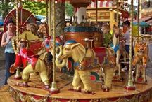 Carousels / by Debbie Cavillo