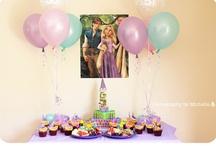 Lilah's 4th Birthday
