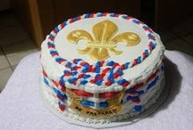 Boy Scout Cake Inspiration / by Anita Burdzel