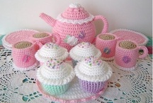 Chain, Chain, Chain... / is all about crocheting!