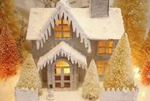 Glitter Houses I'd like to make / by Karen Amanda