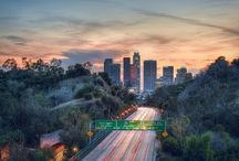 Los Angeles / by Stephanie Ervin