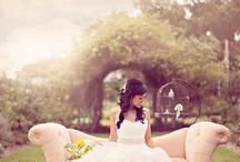 WEDDING WONDER / Wedding Board: All things wedding-- bridal gowns, wedding ideas, wedding themes, wedding decorations, wedding food, wedding cakes, wedding makeup, wedding hair, bridesmaids, groomsmen, wedding locations