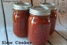 Easy Canning Tips & Recipes / Anything you need to learn about canning. Canning tips, tricks, and canning recipes. / by Chrissy {The Taylor House}