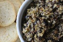Recipes: Dip and Salsa Recipes / Grab some crackers, crusty bread or chips and dip in to these fabulous dip and salsa recipes! / by Chrissy {The Taylor House}