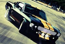Muscle Cars / by Stephanie Ervin