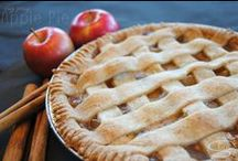 Recipes: Pies / Apple pie, pumpkin pie, rhubarb pie, chocolate pie, all kinds of delicious pie recipes can be found here! / by Chrissy {The Taylor House}