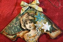 ornament christmas / by Susan Vance