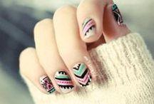 NICE NAILS! / Beauty Board: Nails, Pretty Manicures, Nail Art, Nail Tutorials
