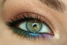 EYE-CATCHING EYES / Beauty Board: Eye-Catching Eye Makeup, Inspirational Makeup, Beauty Tutorials, Beauty Inspiration, Colorful Eye- Makeup