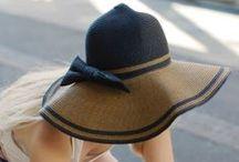 Hat-tastic / by Andrea Medina