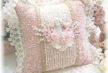 Cushions! Pillows! / by Karen Amanda