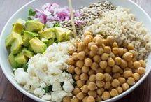 YUMMINESS: Salads / Delicious salad recipes.
