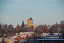 Vihti Kirkonkylä / Vihti Kirkonkylä, our home village