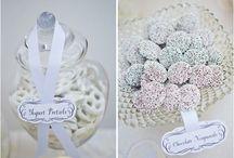 Wedding parties & cakes